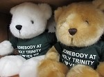 Holy Trinity Plush  Bear