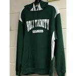GREEN & WHITE HOLY TRINITY HOODIE